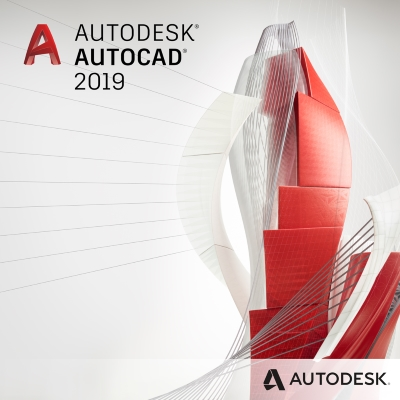 AutoCAD 2019 Media Kit / DVD