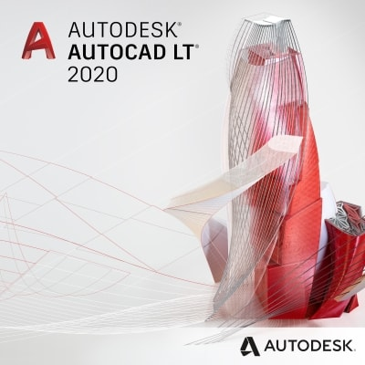AutoCAD LT 2020 Media Kit / DVD