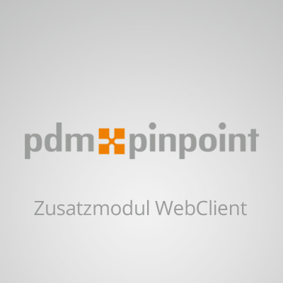 MuM PDM pinpoint WebClient, 5er Pack, Abonnement